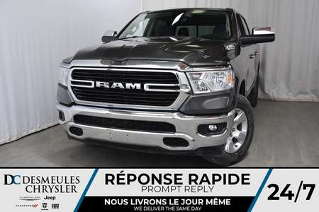 2019 Ram 1500 Big Horn Crew Cab 145$/sem for Sale  - DC-90534  - Desmeules Chrysler