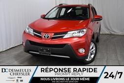 2015 Toyota Rav4 Limited * Bouton Start * Cam. Recul * GPS  - DC-M1231  - Desmeules Chrysler