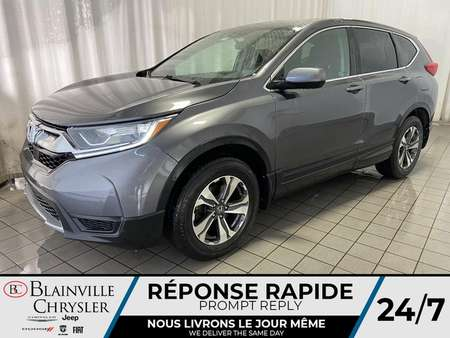 2017 Honda CR-V LX * CAM RECUL * BLUETOOTH * AWD * BANC CHAUFFANTS for Sale  - BC-P1647  - Blainville Chrysler