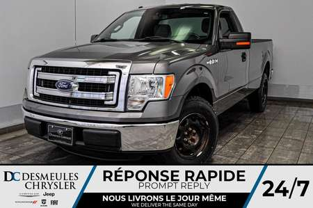 2013 Ford F-150 XLT + bluetooth + a/c for Sale  - DC-D1716  - Desmeules Chrysler