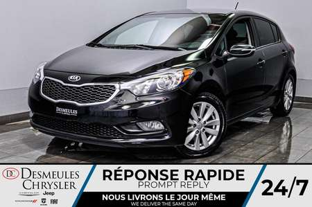 2016 Kia FORTE 5-DOOR LX + bancs chauff + a/c for Sale  - DC-D1766  - Desmeules Chrysler