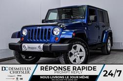 2010 Jeep Wrangler Sahara + a/c  - DC-20151A  - Blainville Chrysler