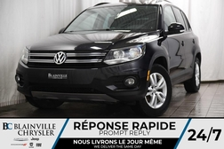 2014 Volkswagen Tiguan 58$/SEM + TRENDLINE + 4MOTION + MAGS + BLUETOOTH  - BC-P1111A  - Desmeules Chrysler