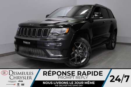 2019 Jeep Grand Cherokee Limited X + UCONNECT + BANCS CHAUFF *141$/SEM for Sale  - DC-90609  - Blainville Chrysler