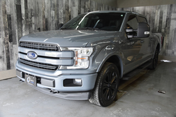 2019 Ford F-150 Lariat 4WD SuperCrew  - C3260  - Alliance Ford