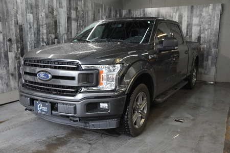 2018 Ford F-150 XLT for Sale  - C3268  - Alliance Ford