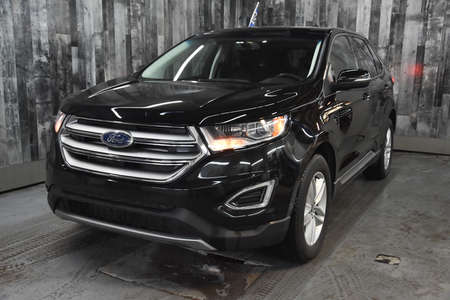 2017 Ford Edge SEL AWD for Sale  - C3224  - Alliance Ford