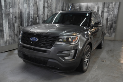 2017 Ford Explorer Sport 4WD  - C3229  - Alliance Ford