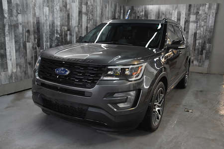 2017 Ford Explorer Sport 4WD for Sale  - C3229  - Alliance Ford