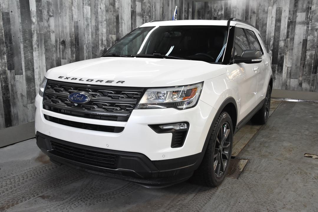 2018 Ford Explorer  - Alliance Ford