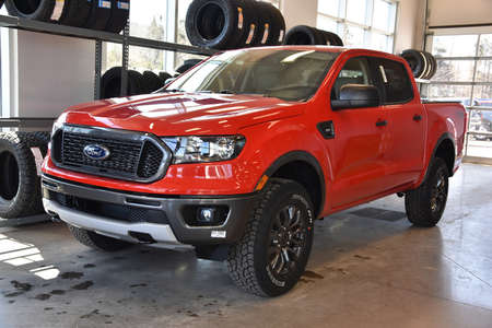 2020 Ford Ranger XLT for Sale  - MT-20172  - Alliance Ford