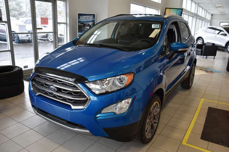 2019 Ford EcoSport Titanium 4WD for Sale  - ST-19258  - Alliance Ford