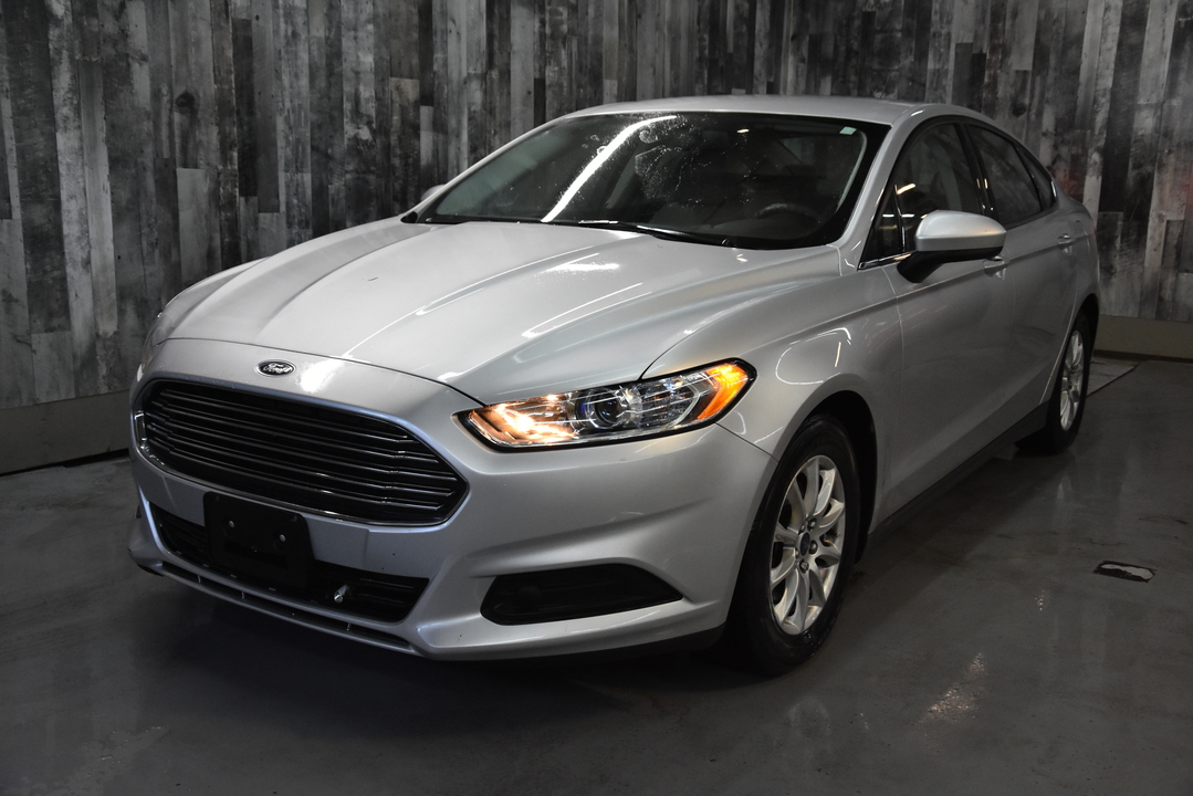 2016 Ford Fusion  - Alliance Ford