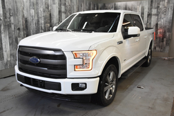 2017 Ford F-150 Lariat  - 317648  - Alliance Ford