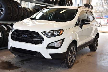 2019 Ford EcoSport SES 4WD for Sale  - MT-19378  - Alliance Ford