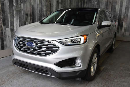 2019 Ford Edge SEL AWD for Sale  - ST-19133  - Alliance Ford
