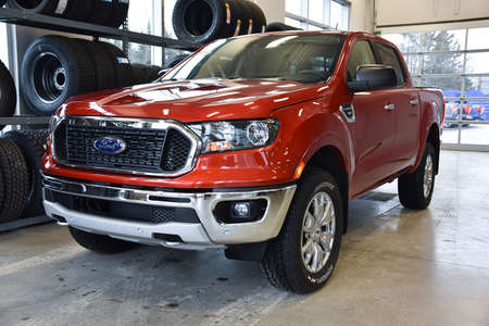 2019 Ford Ranger - 4WD SuperCrew for Sale  - MT-19307  - Alliance Ford