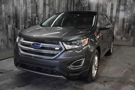 2017 Ford Edge SEL AWD for Sale  - C3237  - Alliance Ford