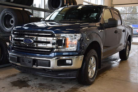 2020 Ford F-150 XLT 4WD SuperCrew for Sale  - MT-20121  - Alliance Ford