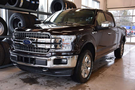 2020 Ford F-150 LARIAT 4WD SuperCrew for Sale  - MT-20041  - Alliance Ford