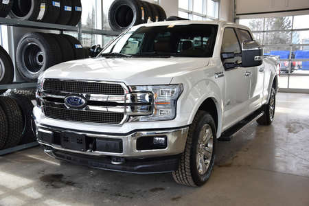 2020 Ford F-150 King Ranch 4WD SuperCrew for Sale  - MT-20042  - Alliance Ford