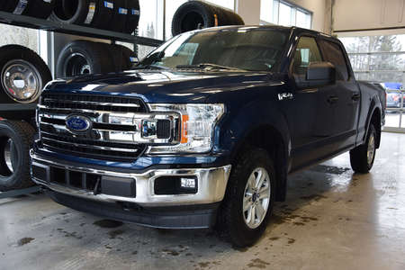 2020 Ford F-150 XLT 4WD SuperCrew for Sale  - MT-20114  - Alliance Ford