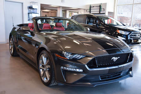2020 Ford Mustang GT Premium Convertible for Sale  - MT-20040  - Alliance Ford