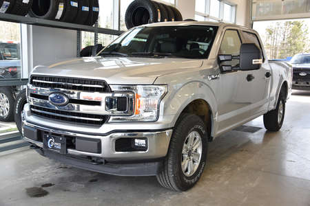 2019 Ford F-150 XLT 4WD SuperCrew for Sale  - 19397  - Alliance Ford