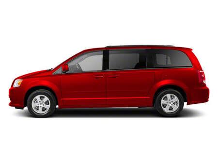 2012 Dodge Grand Caravan Crew for Sale  - BC-90467A  - Desmeules Chrysler
