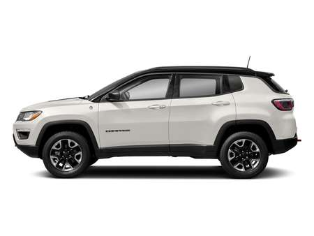 2018 Jeep Compass Trailhawk for Sale  - 81296  - Desmeules Chrysler