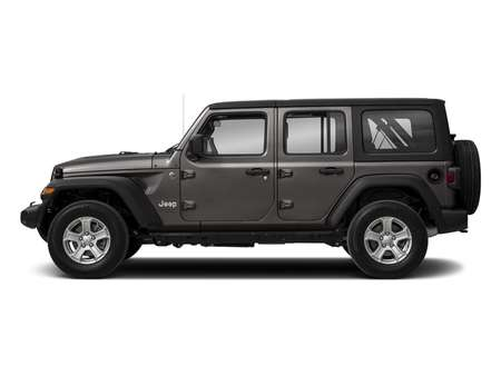 2018 Jeep Wrangler Unlimited for Sale  - 81257  - Desmeules Chrysler