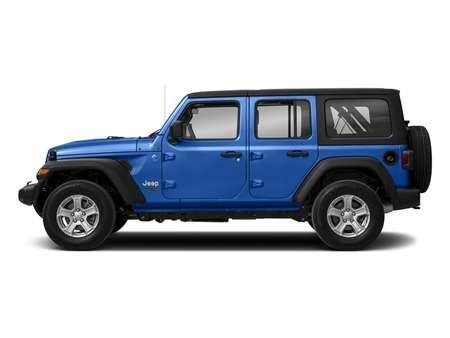 2018 Jeep Wrangler Sahara for Sale  - 81260  - Desmeules Chrysler