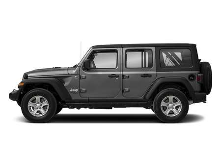 2018 Jeep Wrangler Unlimited for Sale  - 80313  - Desmeules Chrysler