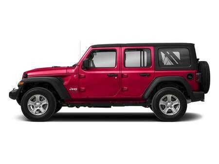 2018 Jeep Wrangler Sport for Sale  - 80092  - Desmeules Chrysler