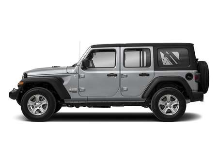 2018 Jeep Wrangler Sahara for Sale  - 81264  - Desmeules Chrysler