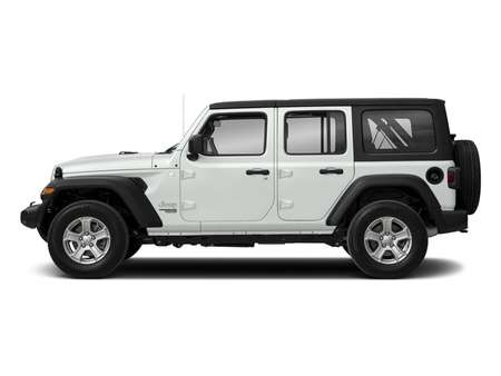 2018 Jeep Wrangler Unlimited for Sale  - BC-80292  - Desmeules Chrysler