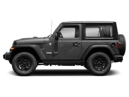 2020 Jeep Wrangler Sport S for Sale  - 20117  - Desmeules Chrysler