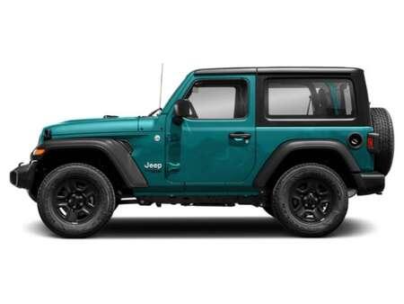 2020 Jeep Wrangler Sport S for Sale  - BC-235386  - Blainville Chrysler
