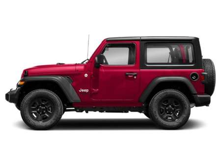 2020 Jeep Wrangler Willys Sport for Sale  - BC-20113  - Desmeules Chrysler