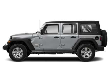2020 Jeep Wrangler Unlimited Sahara Altitude for Sale  - BC-270026  - Blainville Chrysler