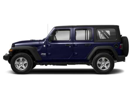 2020 Jeep Wrangler Unlimited Sahara for Sale  - BC-172550  - Desmeules Chrysler