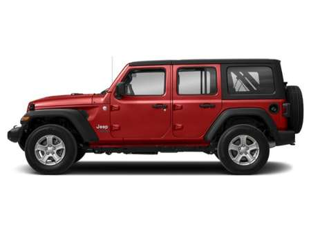 2020 Jeep Wrangler Sport Altitude for Sale  - BCDL-20083  - Desmeules Chrysler