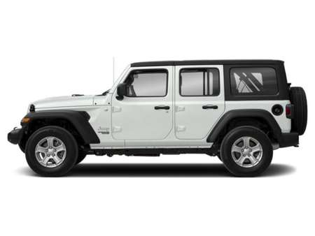 2020 Jeep Wrangler Unlimited Sahara for Sale  - BC-175307  - Desmeules Chrysler