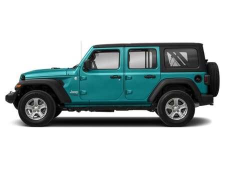 2020 Jeep Wrangler Unlimited Sport S for Sale  - BC-235431  - Blainville Chrysler