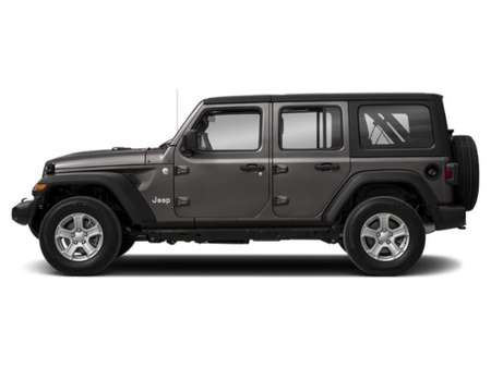 2020 Jeep Wrangler Unlimited Willys Edition for Sale  - 20129  - Desmeules Chrysler